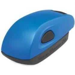 Carimbo Mouse Azul