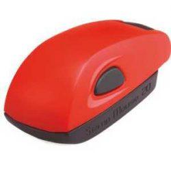 Carimbo Mouse vermelho
